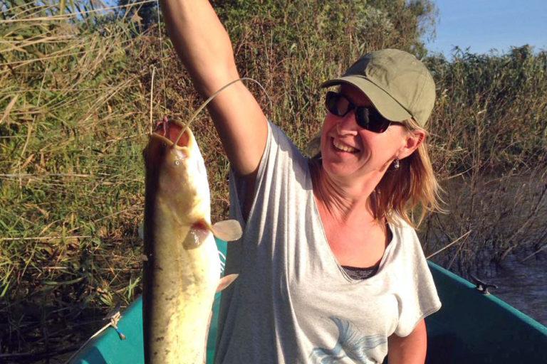 Отзыв о базе отдыха «Рыбоход» от Мириам из Нидерландов