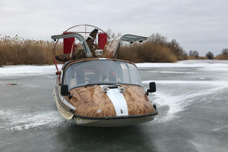 Тур выходного дня «Зимняя рыбалка»